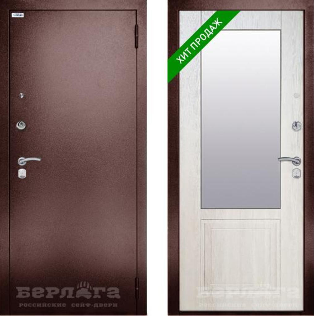Двери Берлога: Берлога Гала ларче светлый в Двери в Тюмени, межкомнатные двери, входные двери