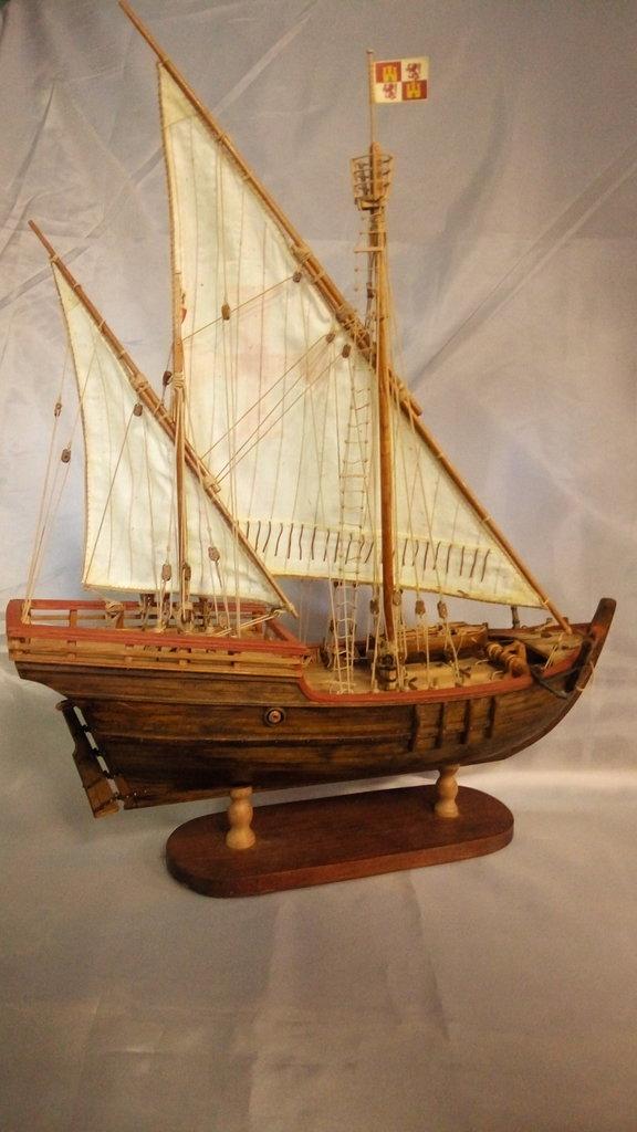 """Модели кораблей: Корабль экспедиции Христофора Колумба """"Нинья"""" в Модели кораблей"""