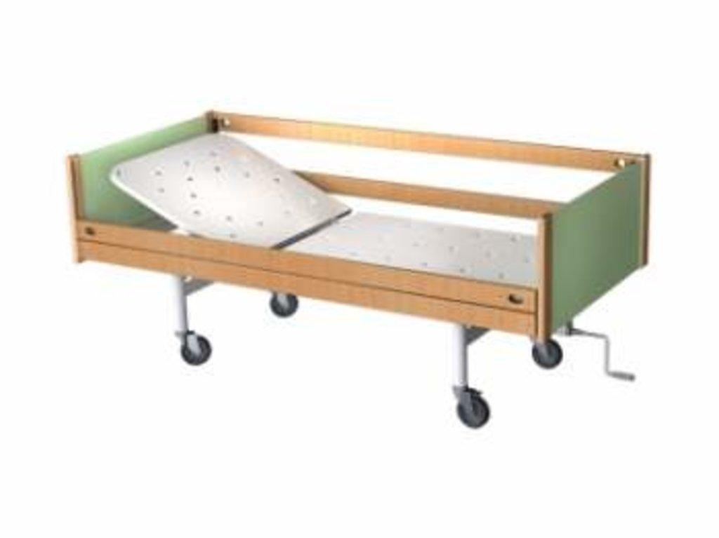 Медицинские кровати: Медицинская кровать КФО-01 МСК-6101 в Техномед, ООО