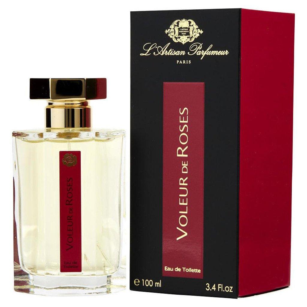 L'Artisan Parfumeur ( Эль Артизан Парфюмер): L'Artisan Parfumeur Voleur De Roses (Эль Артисан Волюр Де Розес) edp 100ml в Мой флакон