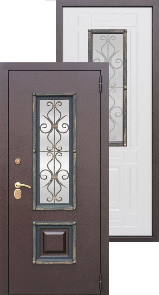 Двери Цитадель: Дверь входная металлическая Венеция в Салон дверей Доминго Ноябрьск