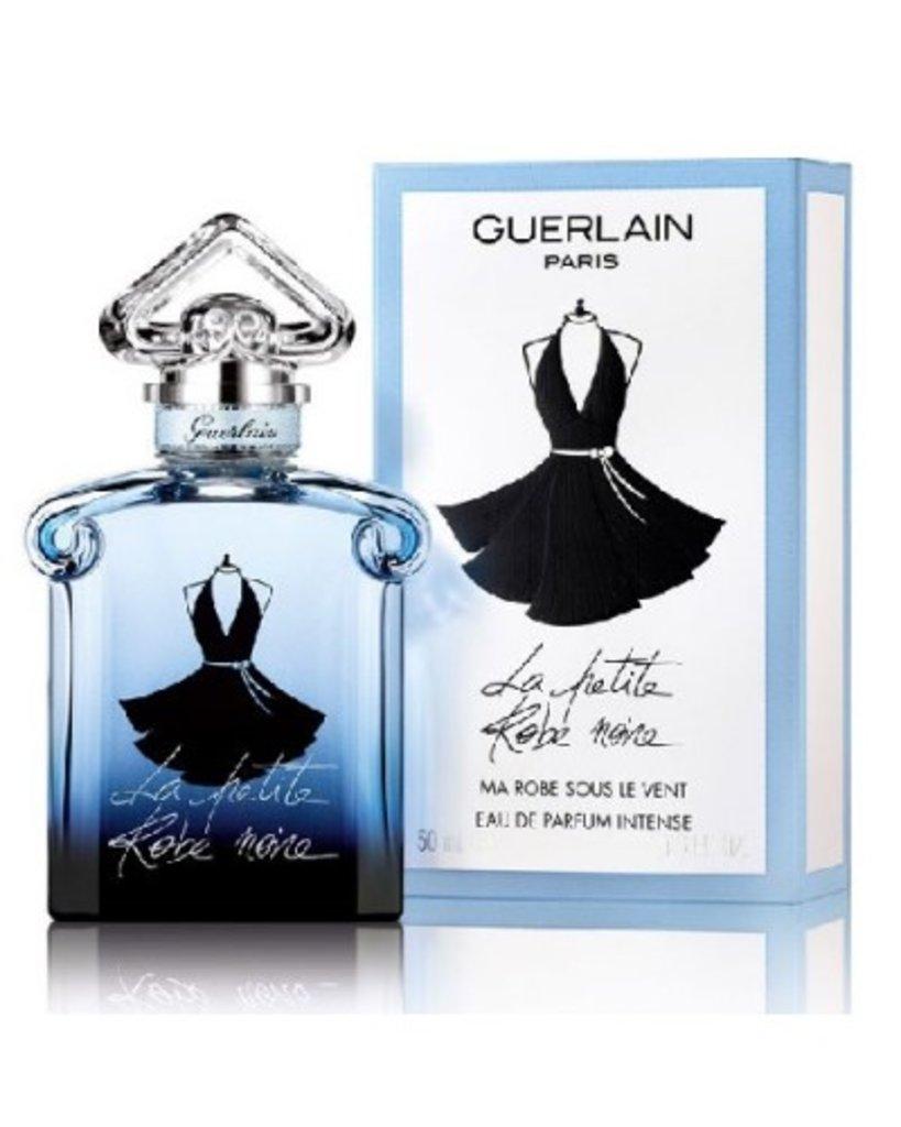 Guerlain  (Герлен): Guerlain La Petite Robe Noir Intense (Герлен Ля Петит Роб Нуар Интенс) edp 100 ml в Мой флакон