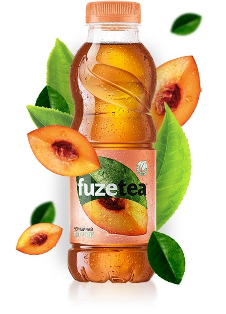 Холодный чай «Fuzetea» в Доставка им. Чехова