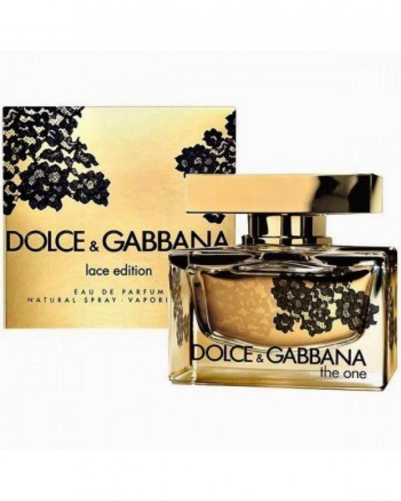Женская парфюмерия: Dolce&Gabbana The One Lace Edition 75ml в Мой флакон