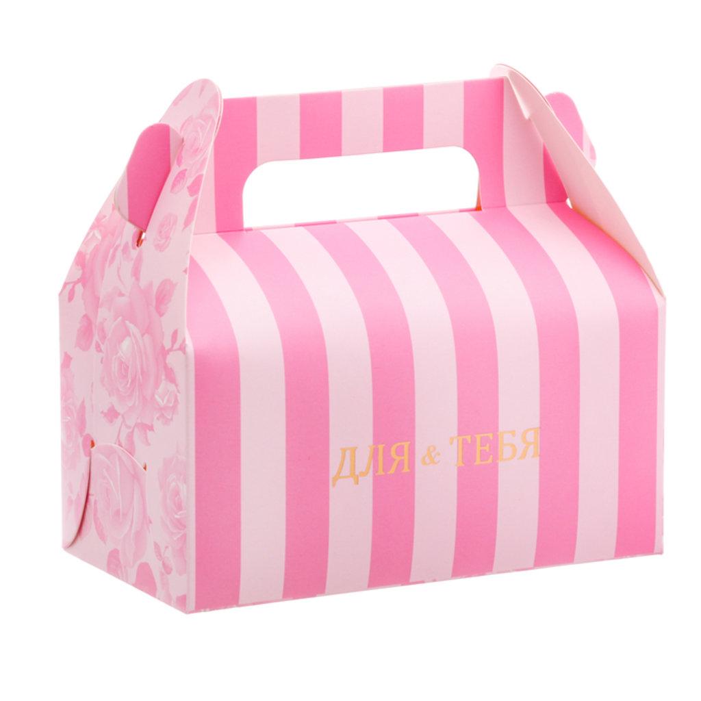 """Коробки для кондитерских изделий: Сундук для сладостей """"Для тебя"""", 16 × 15 × 9 см в ТортExpress"""