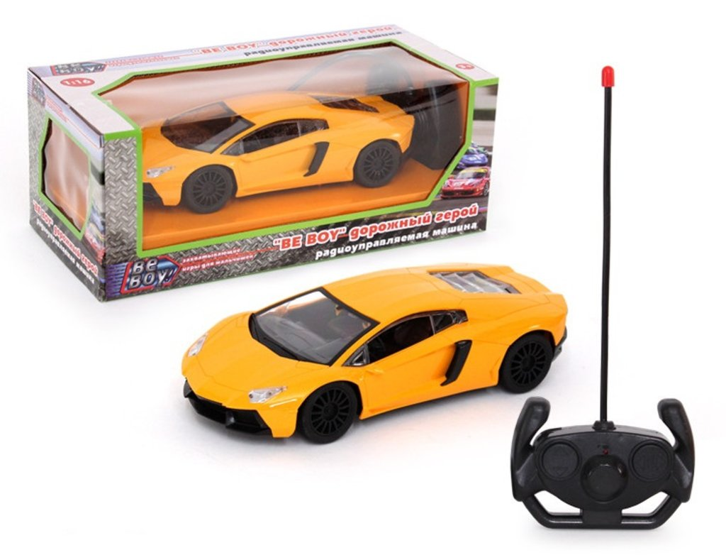 """Игрушки для мальчиков: Машинка р/у """"BeBoy"""" IT100491 в Игрушки Сити"""
