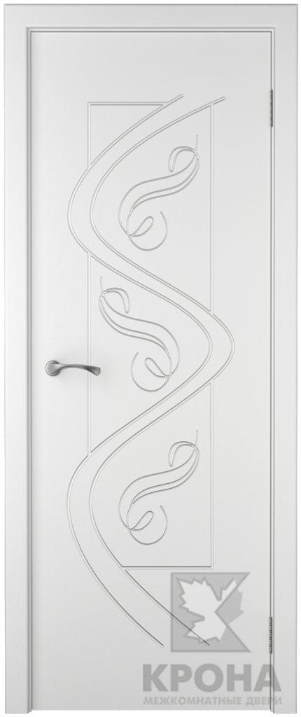 Двери Крона от 3 650 руб.: Межкомнатная дверь. Фабрика Крона. Модель ВЕГА в Двери в Тюмени, межкомнатные двери, входные двери