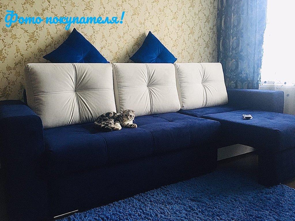 Угловые диваны: Престиж в НАША МЕБЕЛЬ, мебельная фабрика, ИП Бунтилов С.Н.