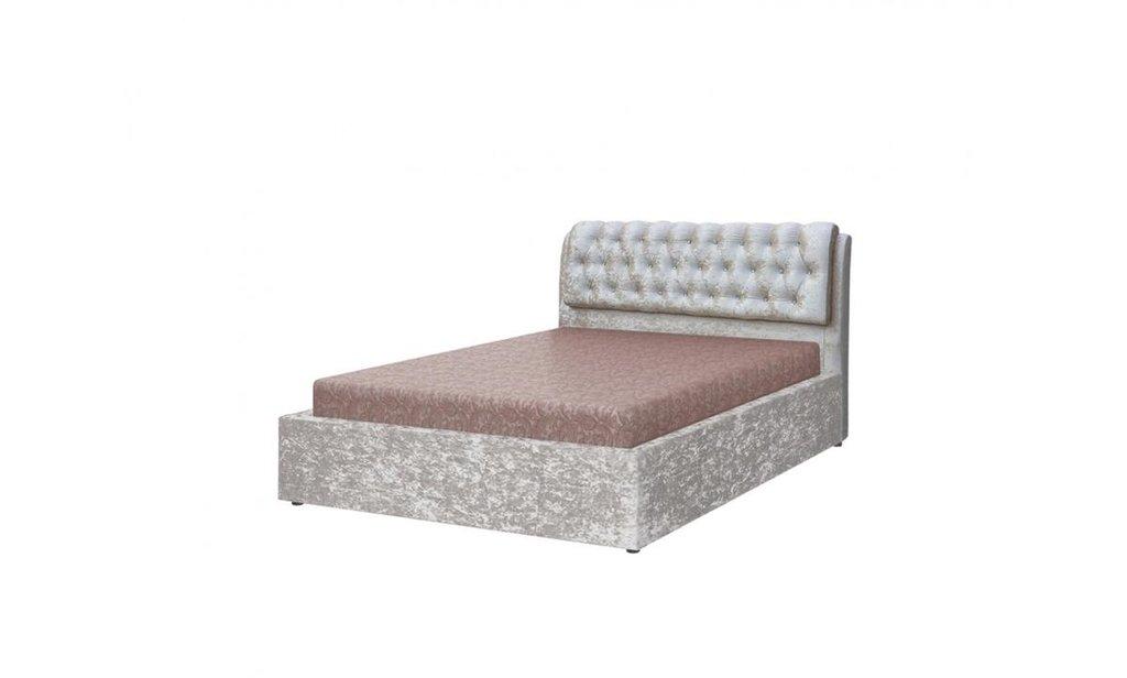 Кровати: Кровать двойная из экокожи Барселона в Уютный дом