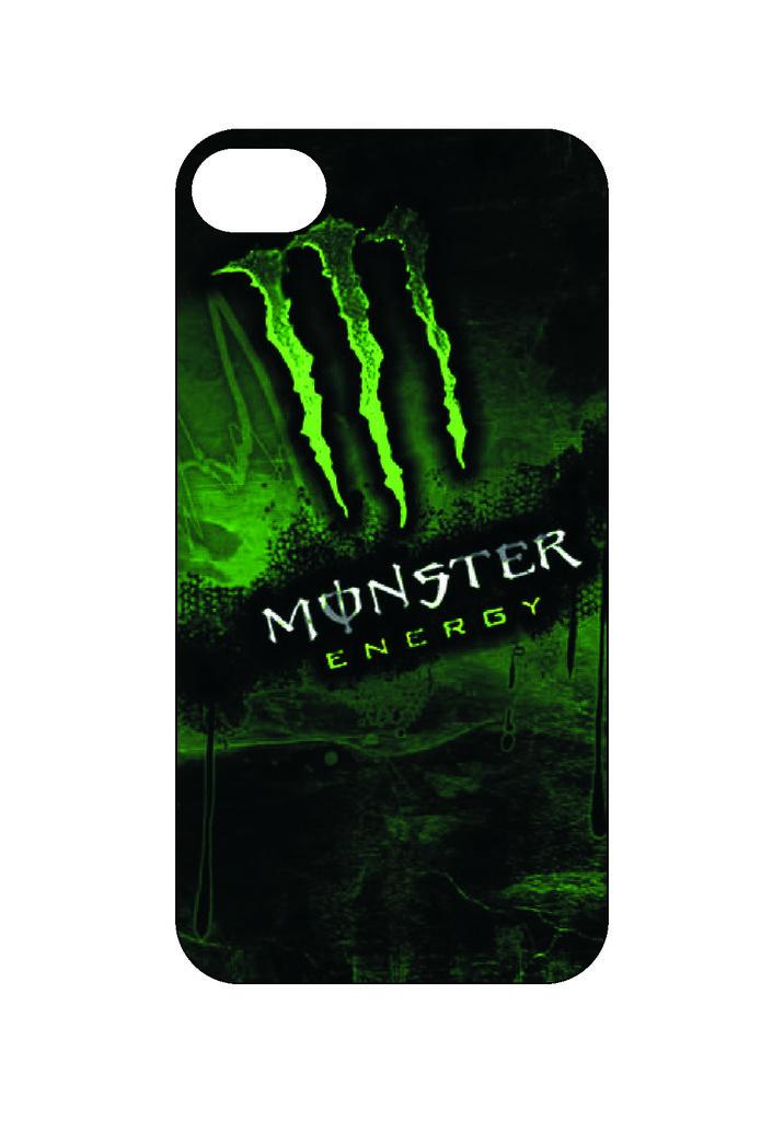 Выбери готовый дизайн для своей модели телефона: Monsterenergy4 в NeoPlastic