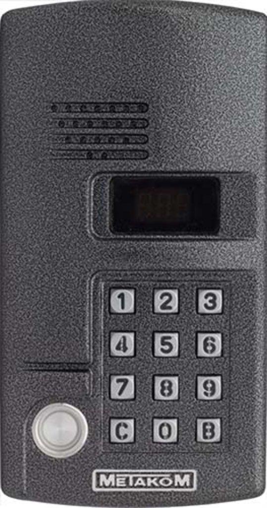 Вызывные панели: Блок вызова домофона МК2003.2-ТМ4E в Микровидео