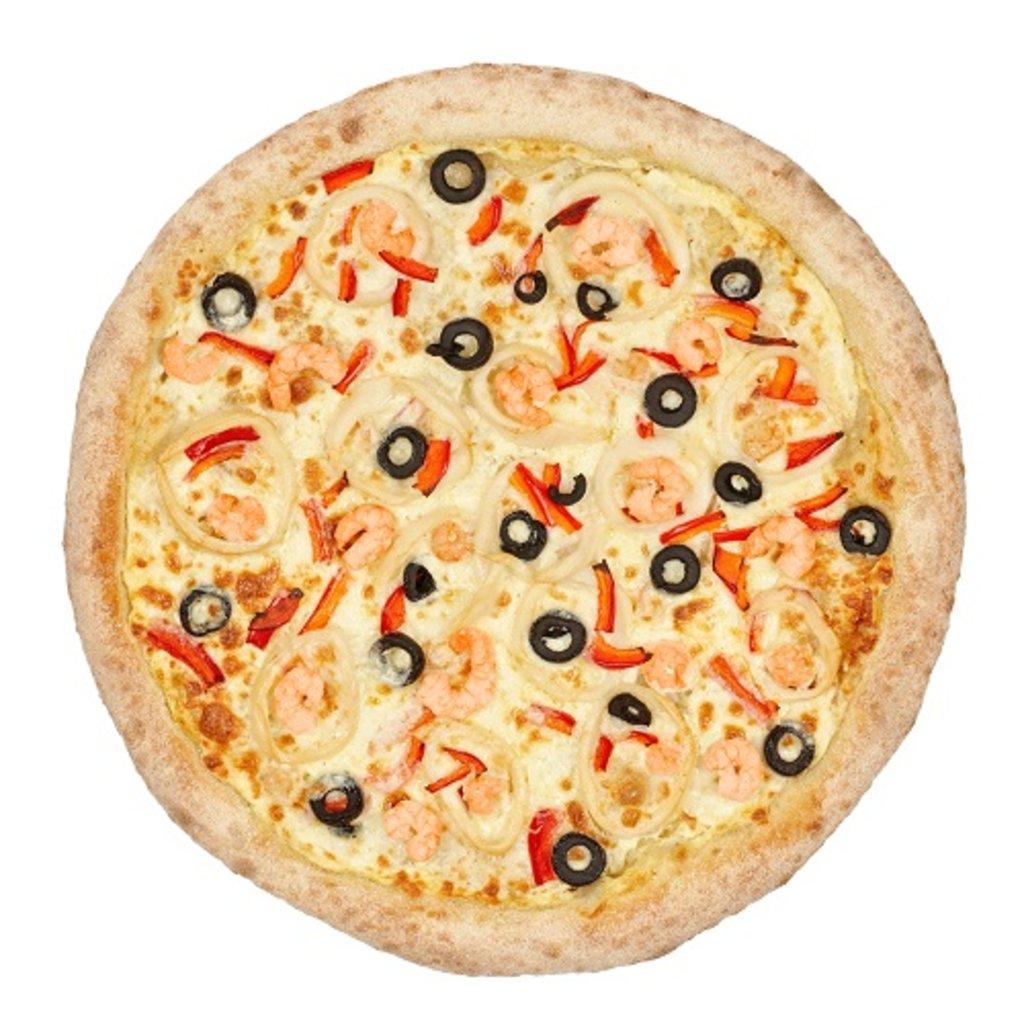 Пицца: Морская в Гриль №1 Новокузнецк