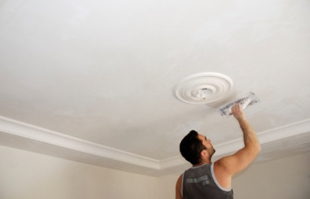 Полы-потолок: Потолок в А-Строй