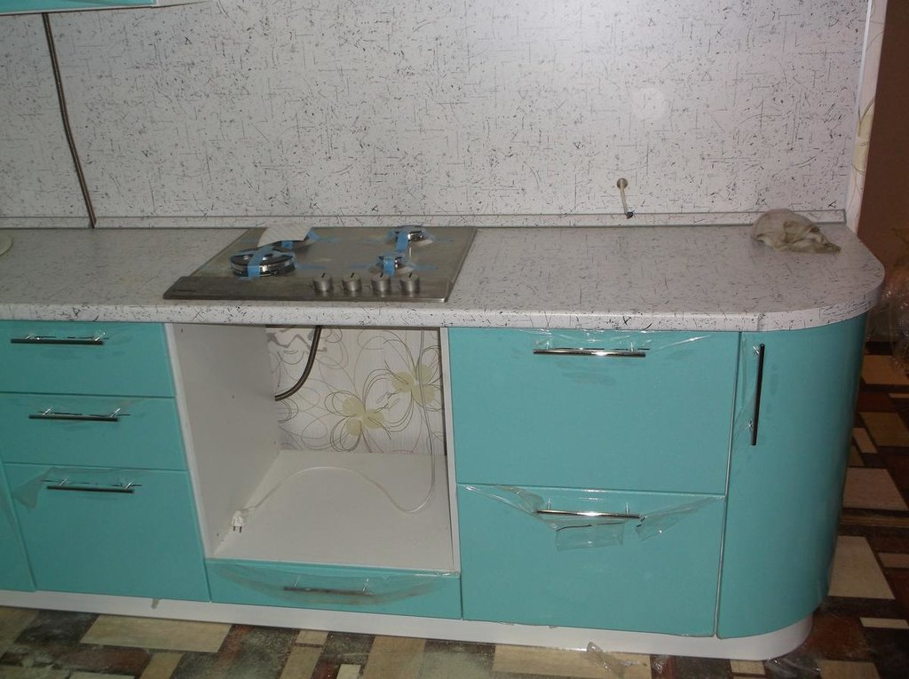 Кухни: Кухня 39 в Квадра Мебель