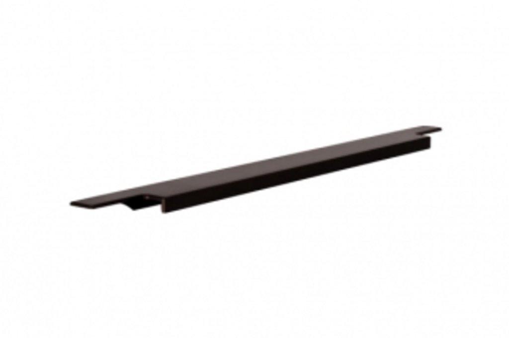 """Мебельная фурнитура """"НОВИНКИ"""": Ручка врезная 446мм, отделка бронза темная в МебельСтрой"""