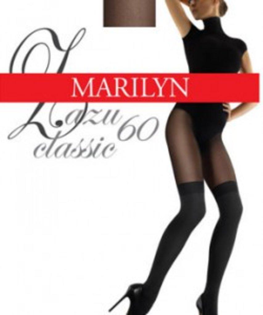 Колготки: Колготки с имитацией ботфорт Marilyn ZAZU CLASSIC в Sesso