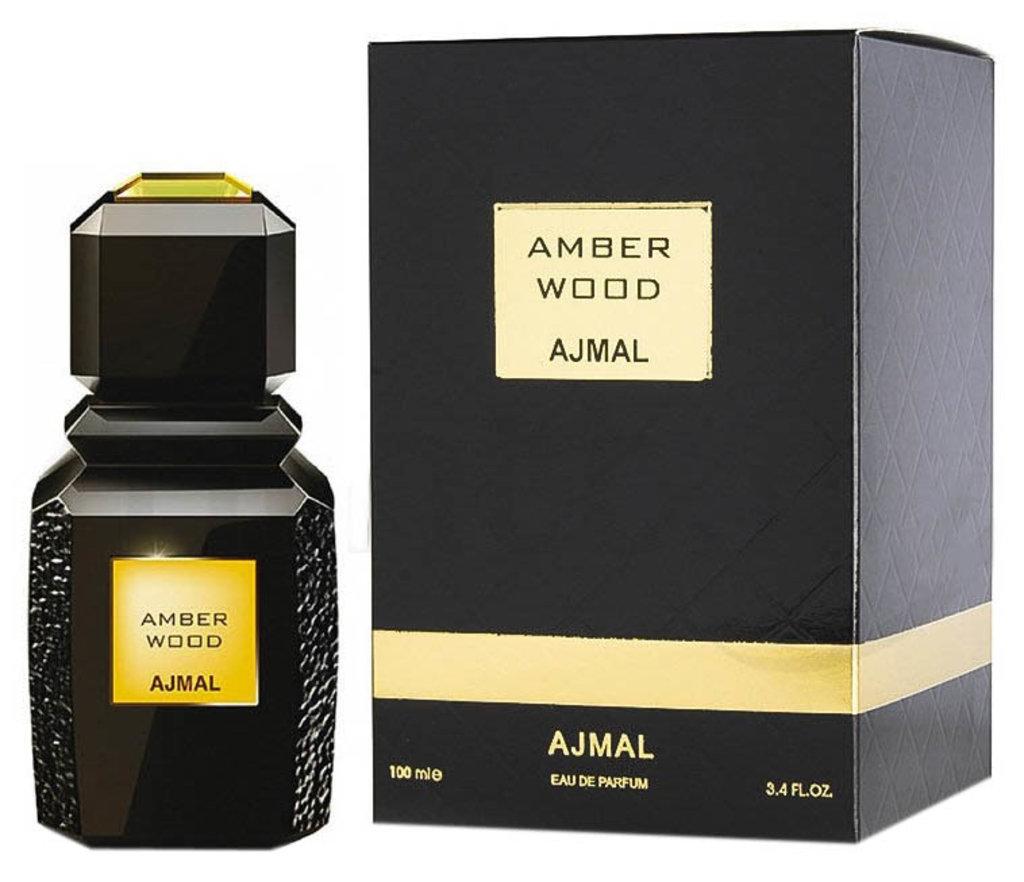 Ajmal (Аджмал): Ajmal Amber Wood (Аджмал Амбер Вуд) edp 100ml в Мой флакон