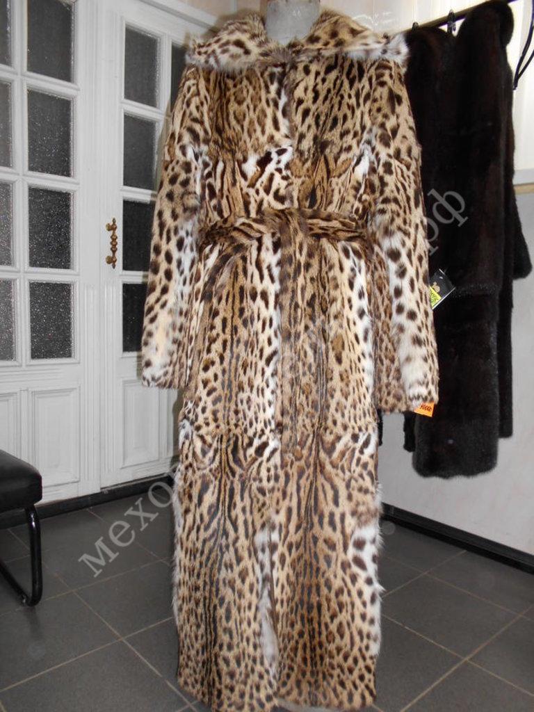 Индивидуальный пошив: Пальто из ацелотной кошки в Молодость