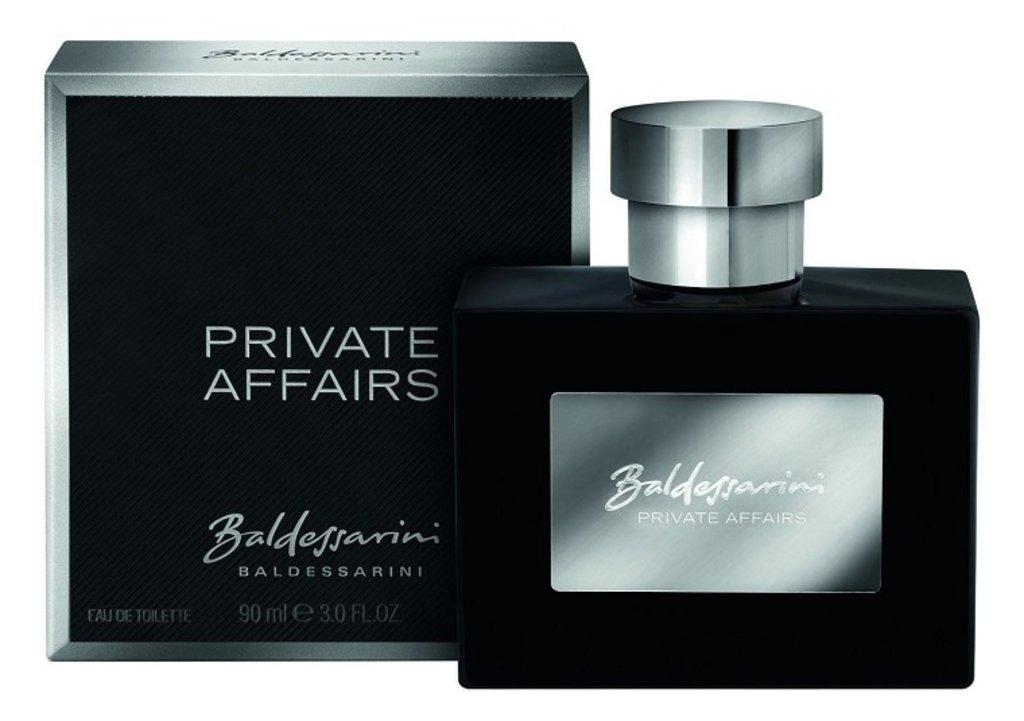 Для мужчин: Boss Baldessarini Private Affairs edt м 90 ml в Элит-парфюм