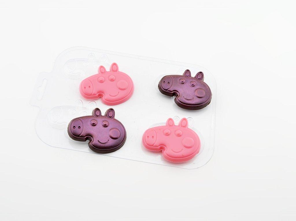Пластиковые формы для шоколада: Форма для шоколада в ТортExpress