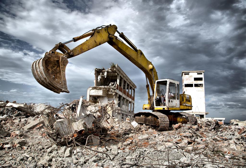 Демонтажные работы: Демонтаж зданий в Магистраль, ООО