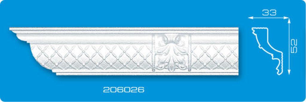 Плинтуса потолочные: Плинтус потолочный ФОРМАТ 206026 инжекционный длина 2м в Мир Потолков