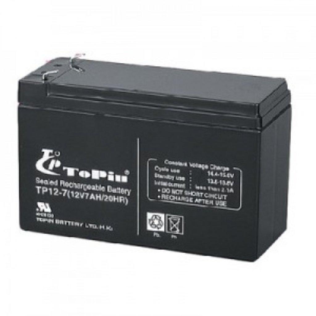 Аккумуляторы общего назначения: Аккумулятор GP 12-7- (S) 12 вольт, 7 а/ч в Ирбис