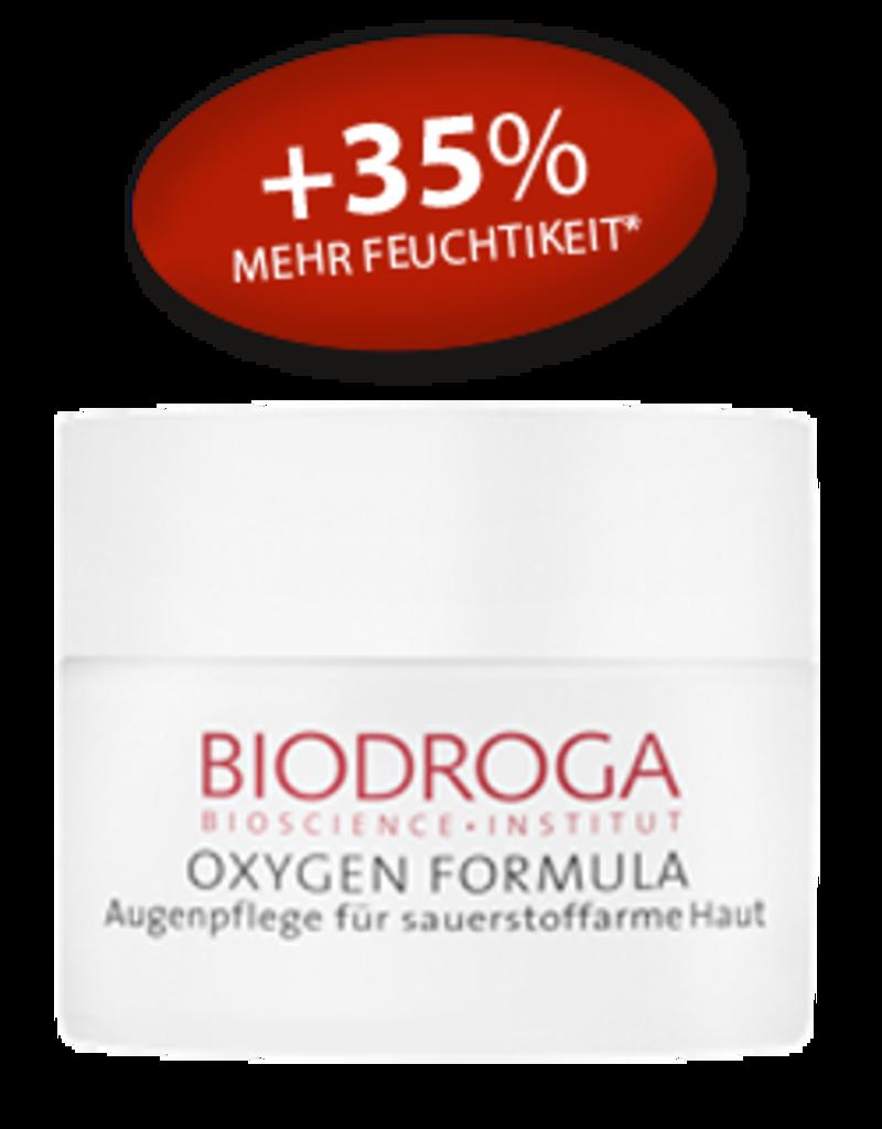Крема: Ревитализирующий крем - уход за кожей вокруг глаз / Eye Care for sallow skin, BIODROGA в Косметичка, интернет-магазин профессиональной косметики