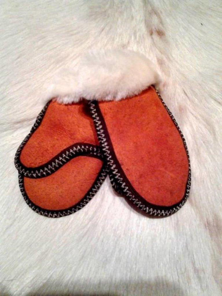 Варежки и перчатки: Варежки из овчины в Сельский магазин