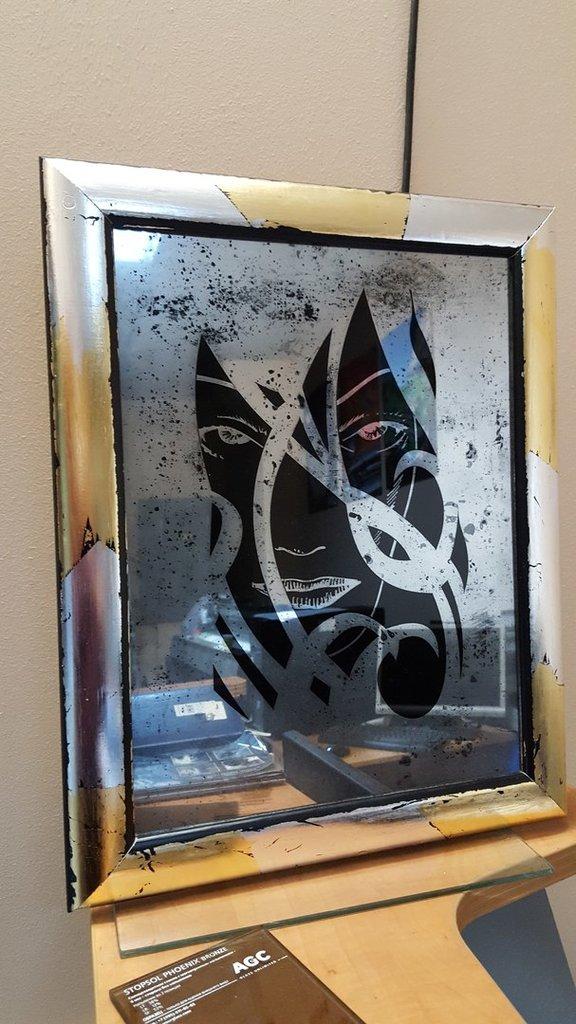 декоративные зеркала в Солар