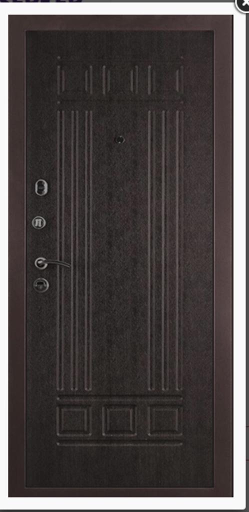 Двери Берсеркер: Входная дверь. Фабрика БЕРСЕРКЕР. Модель  TT-G 305 | дуб и венге в Двери в Тюмени, межкомнатные двери, входные двери