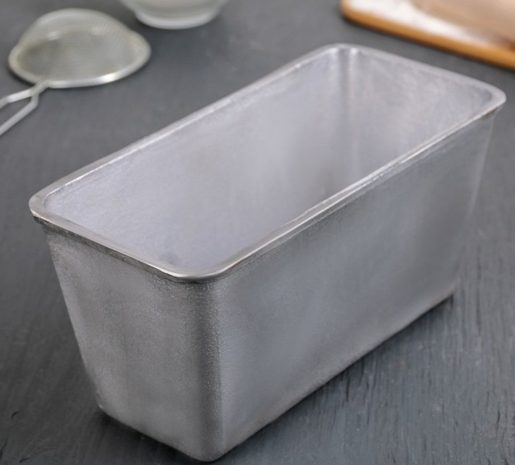 Металлические и разъёмные формы для выпечки: Форма хлебопекарная Л10, 21,5х10,5х10,5 см в ТортExpress