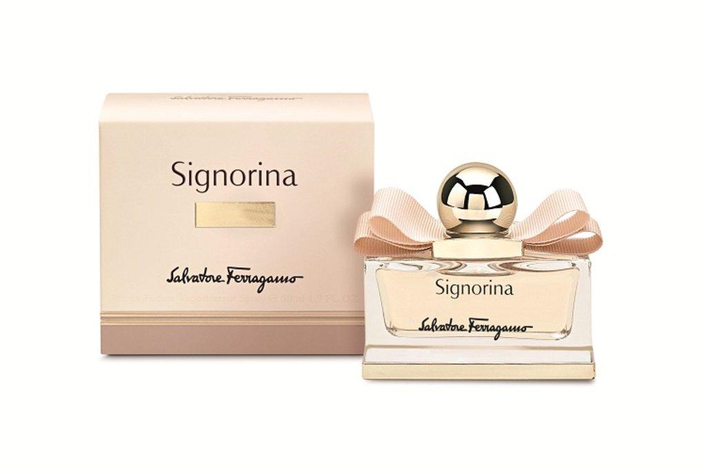 Женская парфюмированная вода: Salvatore Ferragamo Signorina Eleganza 100ml в Мой флакон