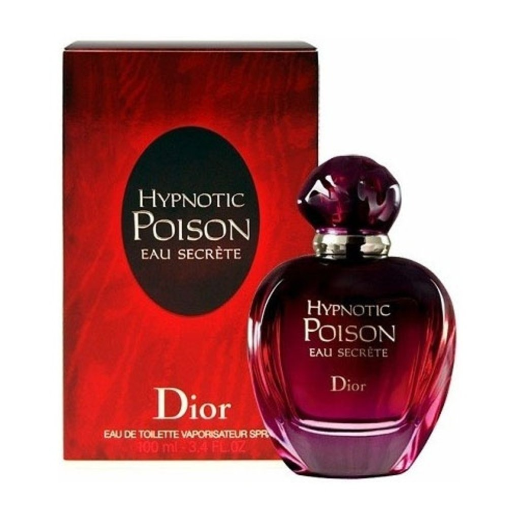 Christian Dior  (Кристиан Диор): Christian Dior Hypnotic Poison Eau Secrete 100ml в Мой флакон