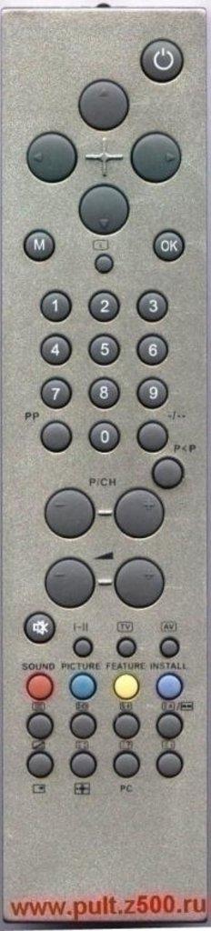 AEG: Пульт AEG RC-5011 VESTEL,VR(TV) HUAYU в A-Центр Пульты ДУ