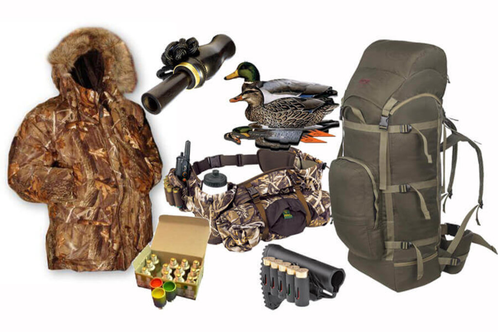 Снаряжение для туризма и отдыха: Товары для охоты в Барс-1, магазин по продаже оружия, ЗАО