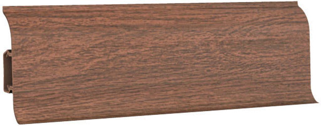 Плинтуса напольные: Плинтус напольный 60 ДП МК полуматовый 6062 дуб мербау в Мир Потолков