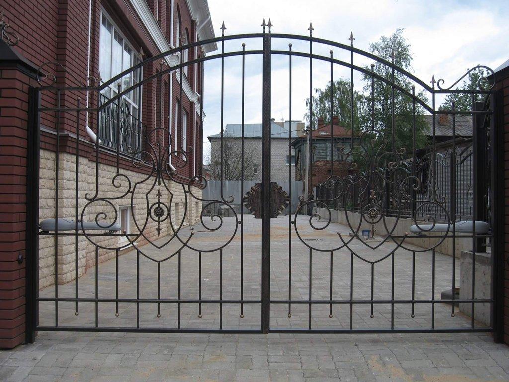 Металлоконструкции: Изготовление ворот в ЖБИ и К