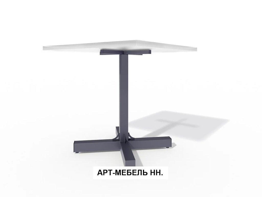 Подстолья для столов.: Подстолье 00.4 (чёрный) в АРТ-МЕБЕЛЬ НН