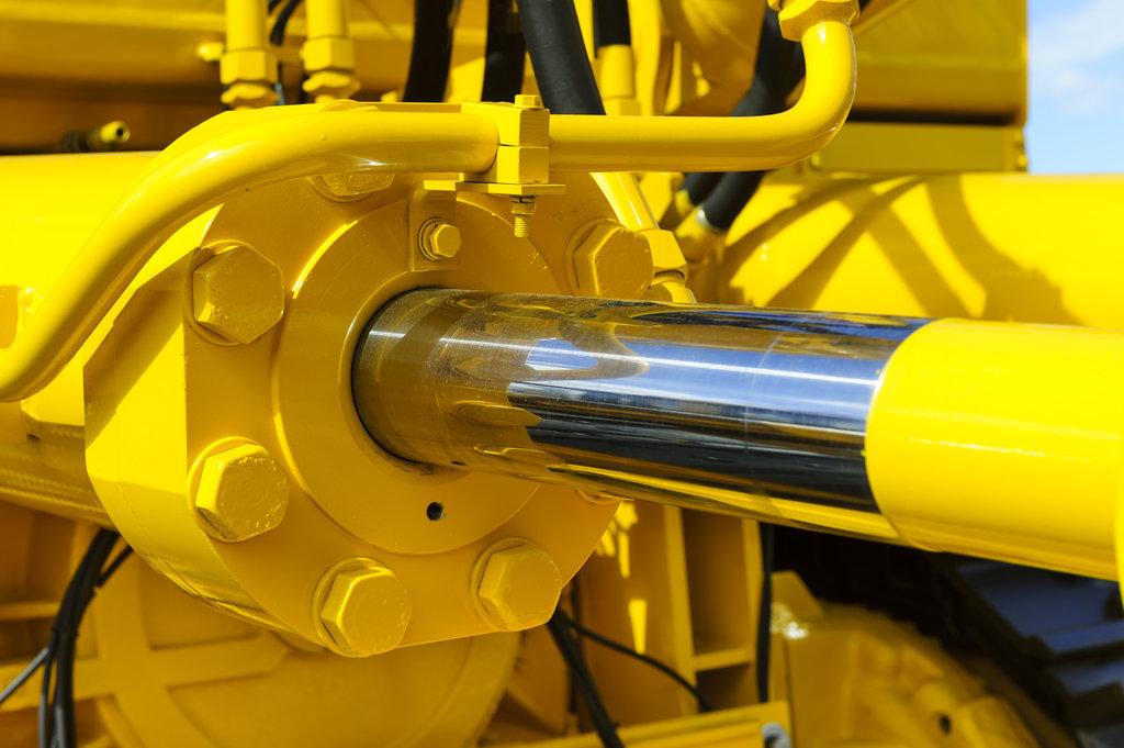 Гидравлическое оборудование: Ремонт гидроцилинров в Гидросистемы