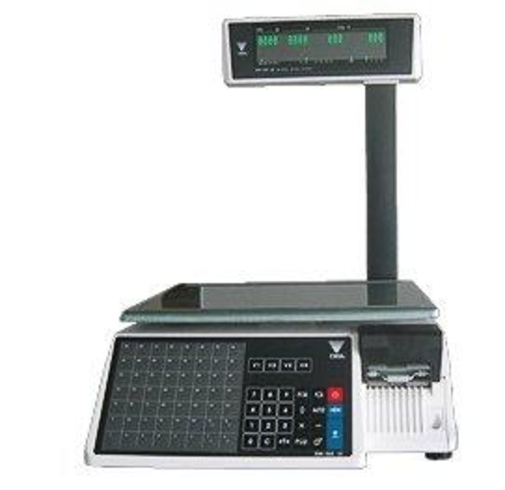 Весы с печатью этикеток: DIGI весы с печатью этикеток в Рост-Касс