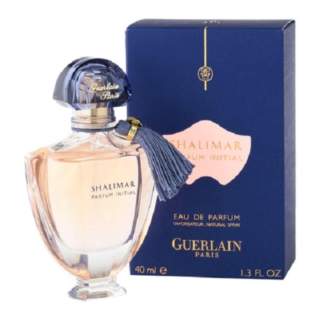 Guerlain: Guerlain Shalimar Parfum Initial edp ж 40 | 60 | 100 ml в Элит-парфюм