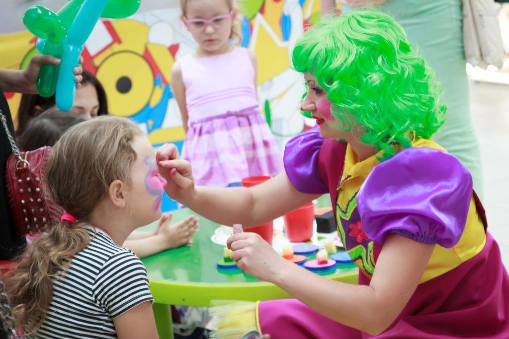 Организация праздников: Организация праздника детского в Детский центр Фея