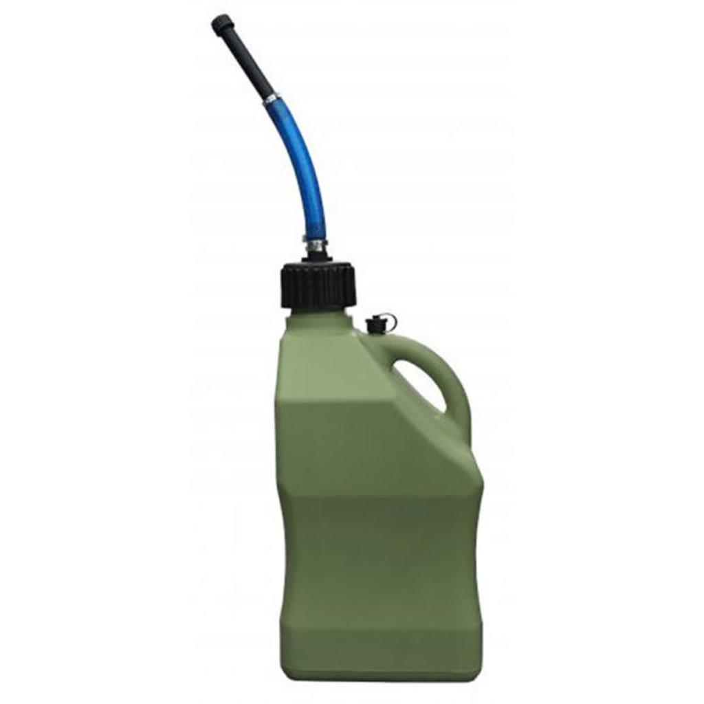 Дополнительное оборудование для квадроциклов: Канистра Racing 20 литров (зеленая) 1002279 в Базис72