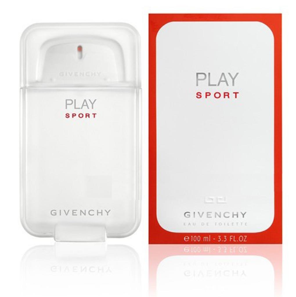Givenchy: Туалетная вода Givenchy Play Sport edt м 100 ml в Элит-парфюм