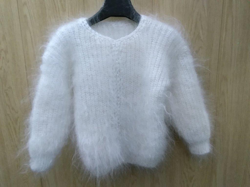 Детская одежда: Кофта детская (4-6 лет) из пуха козы в Сельский магазин