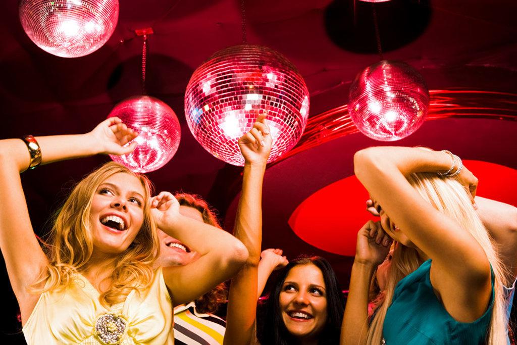 Ночной клуб: Танцпол в СССР, клуб-ресторан