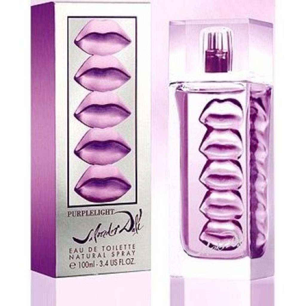 Salvador Dali: SD Purplelips Туалетная вода edt ж 50 | 100 ml в Элит-парфюм