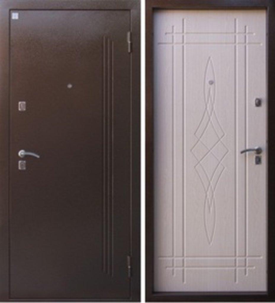 Входные двери Алмаз: Лазурит-2 Дуб беленый в Модуль Плюс