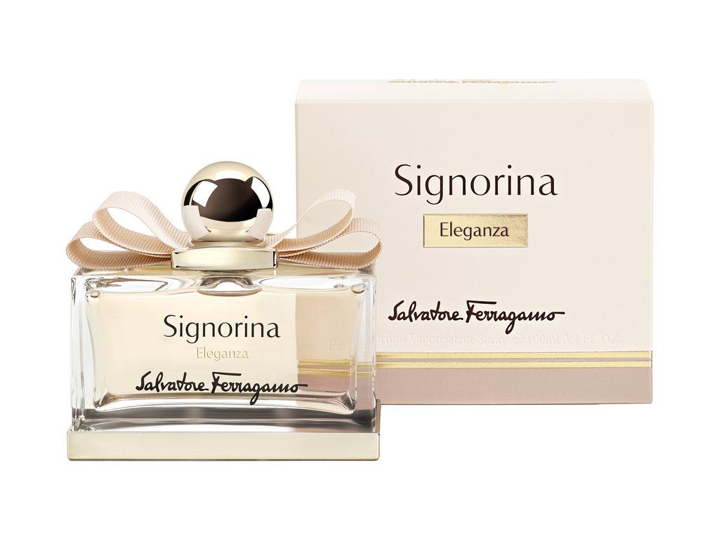 Для женщин: Salvatore Ferragamo Signorina Eleganza edp в Элит-парфюм